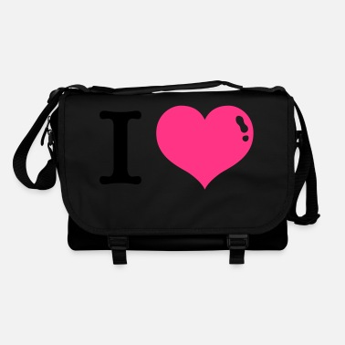 I Love I Love, I love - Shoulder Bag