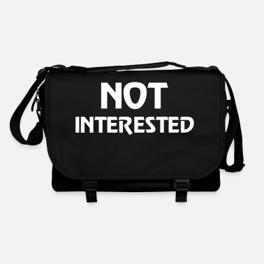 Fichissimo Not interested - Borsa a tracolla