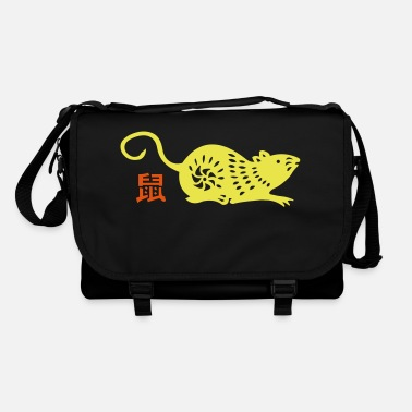 Stars year of the rat (chinese zodiac) - Shoulder Bag