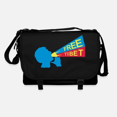 China free tibet - Shoulder Bag