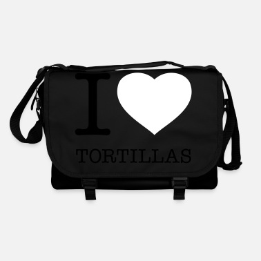 Tortilla I LOVE TORTILLAS - Shoulder Bag