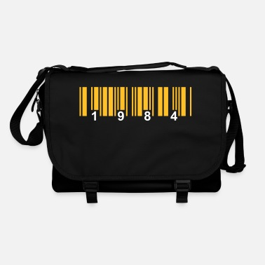 Number barcode 1984 - Shoulder Bag