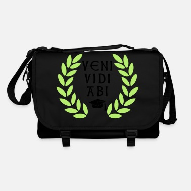 Challenging veni vidi abi - Shoulder Bag