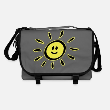 Smiley sun - Shoulder Bag
