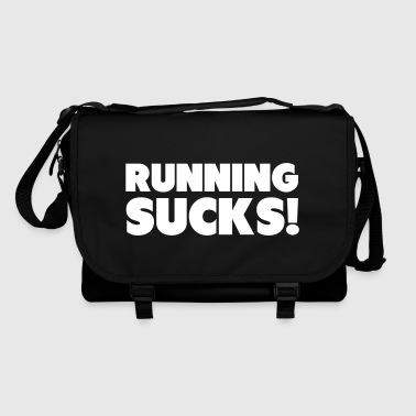 Running Sucks - Schoudertas