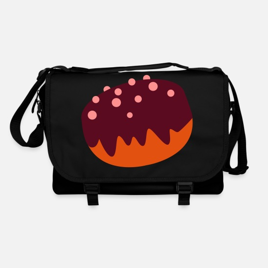 Shopping Bags & Backpacks - Cake, cake - Shoulder Bag black/black