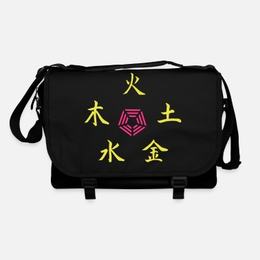 Water Five Elements - Shoulder Bag