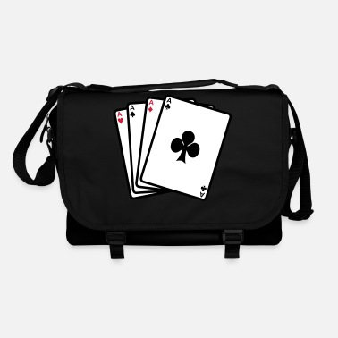 Cards poker cards - Sac bandoulière