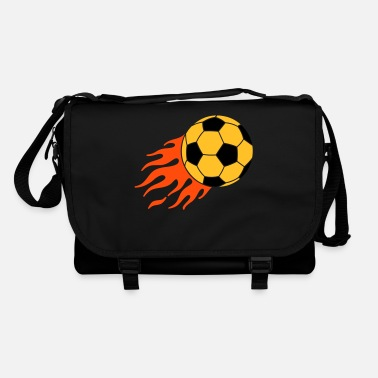 Ball burning ball - Shoulder Bag