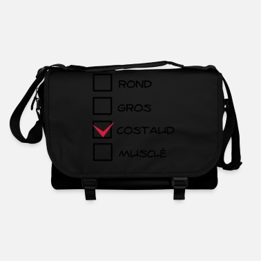 Costaud FORME PHYSIQUE COSTAUD - Sac bandoulière