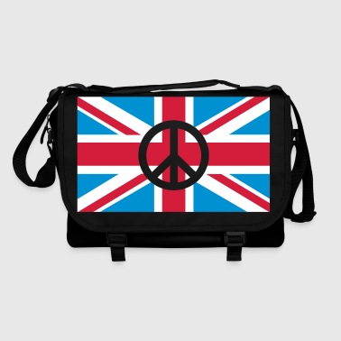 Peace Sign Union Jack, Union Jack - Torba na ramię