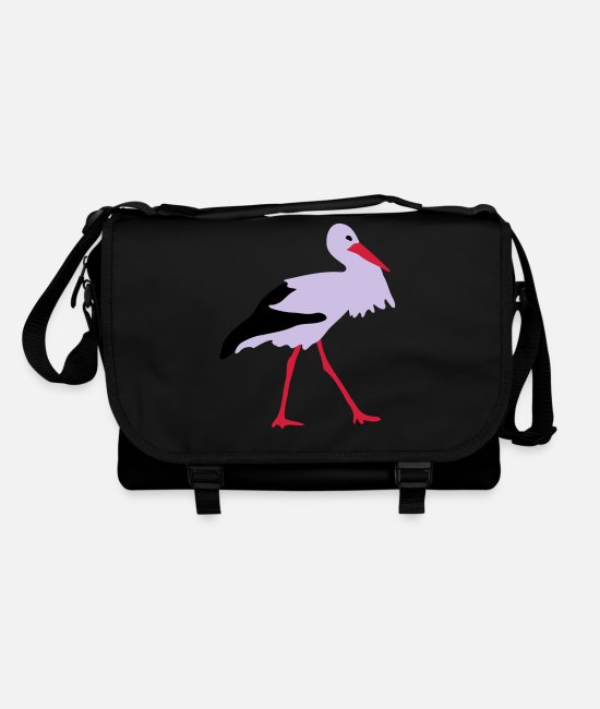 Mummy Bags & Backpacks - Stork - Shoulder Bag black/black