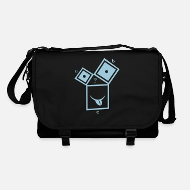 Pull The Root nerdthagoras - Shoulder Bag