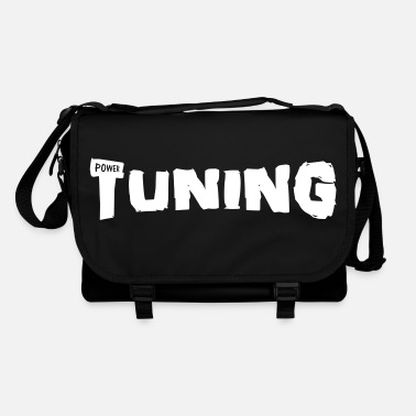 Tuning tuning power - Schoudertas