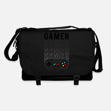 Optimism A must be used for each GAMER, True Gamer - Shoulder Bag