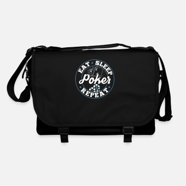 Playing Best Pokers Poker Player Quotes Memes Gift - Shoulder Bag