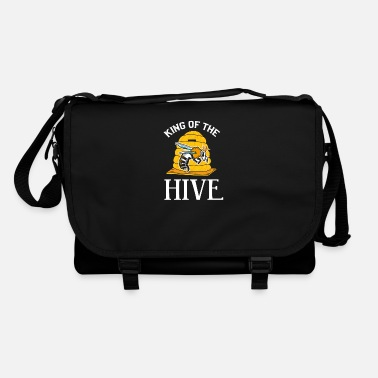 Honey Save the Bees Bee Insect Honey Bee Beekeeper Honey - Shoulder Bag