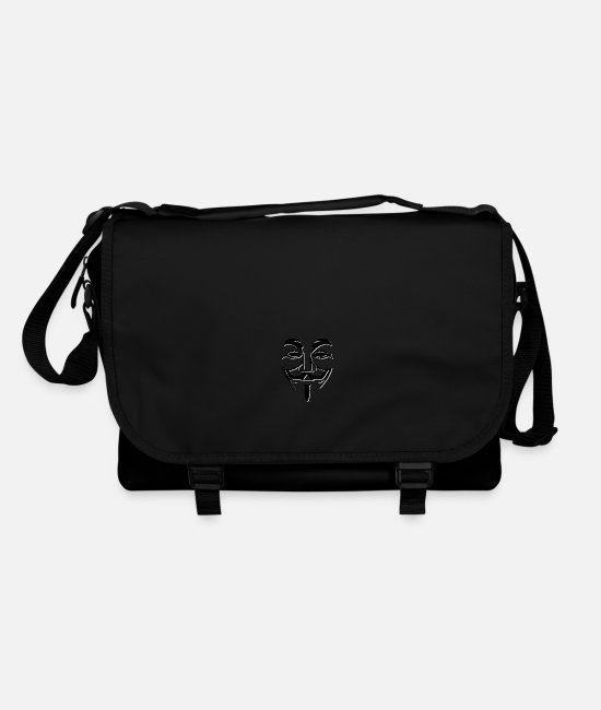 Anonymous Bags & Backpacks - Anonymous - Shoulder Bag black/black