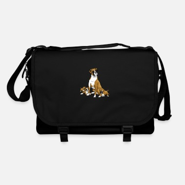 Boxer Boxers - Shoulder Bag