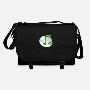Cd CD music - Shoulder Bag