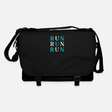 Running RUN RUN RUN - Shoulder Bag