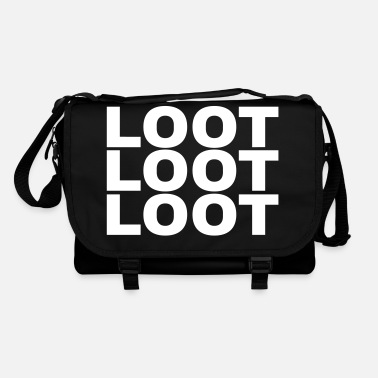 Lot Loot Loot Loot - Schoudertas
