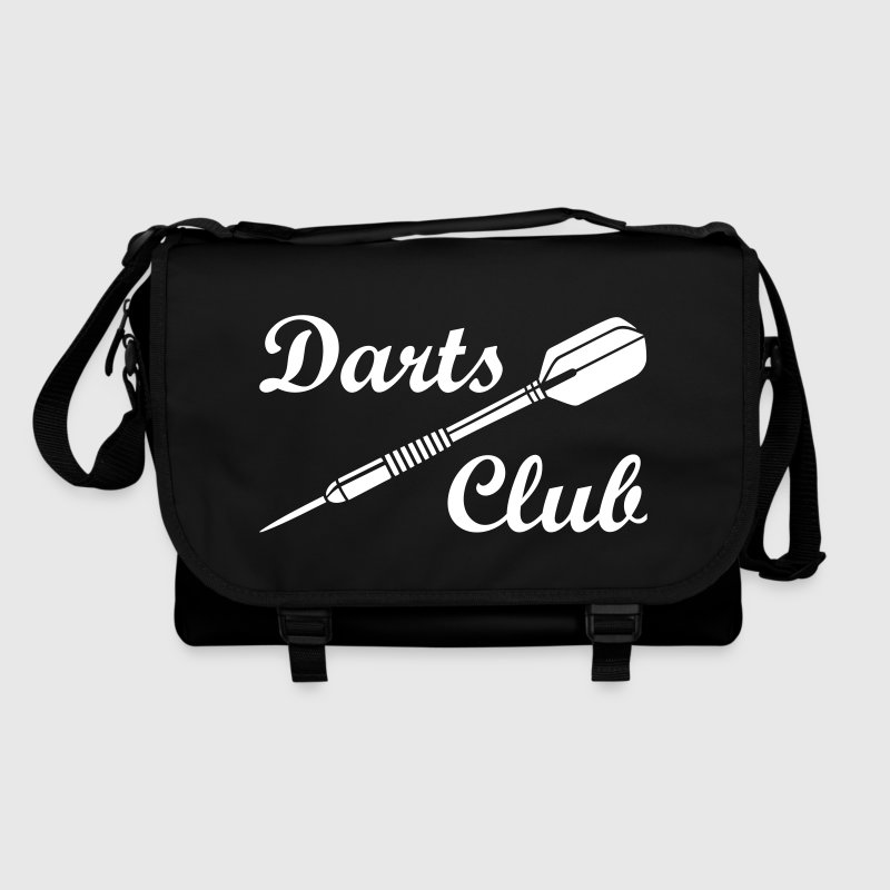 darts Club  - Schoudertas