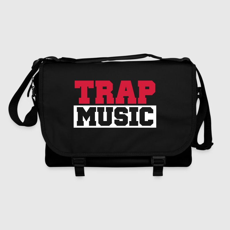 TRAP MUSIC - BASS PARTY - Bolso de bandolera
