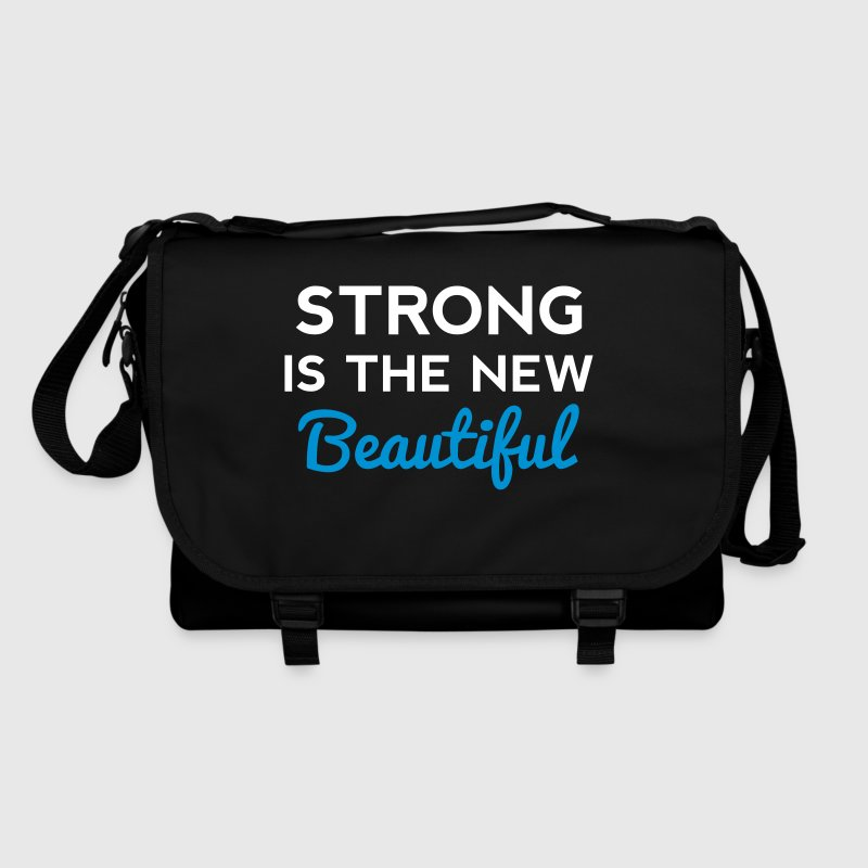Strong Is the New Beautiful - Umhängetasche