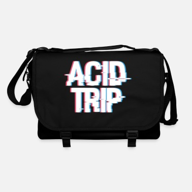 House Acid Trip - Drug Rave Party LSD Psychedelic Goa - Borsa a tracolla