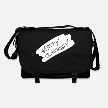 Happy Birthday Happy Birthday Happy Birthday - Shoulder Bag