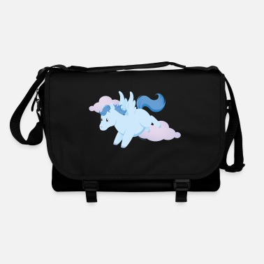 Fantasy Kawaii fantasy animals - Pegasus - Shoulder Bag