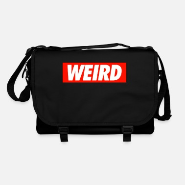 Weird Weird - Shoulder Bag