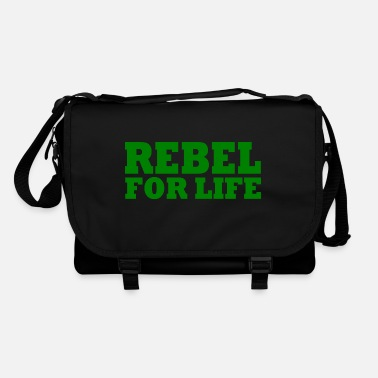 Rebellion Rebel for life - Shoulder Bag