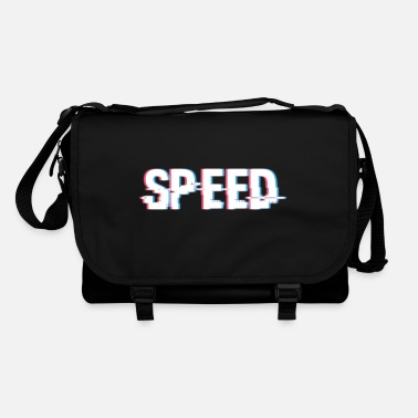 Uv Speed - Fast Rave Party Trip Pep Awake Drugs - Borsa a tracolla