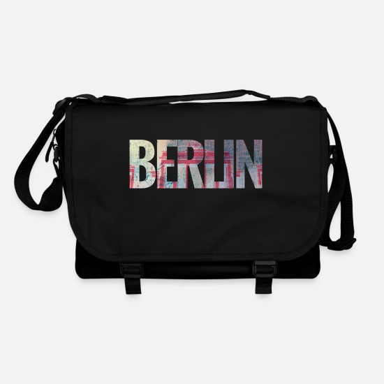 Federal Republic Of Germany Bags & Backpacks - Berlin - Shoulder Bag black/black