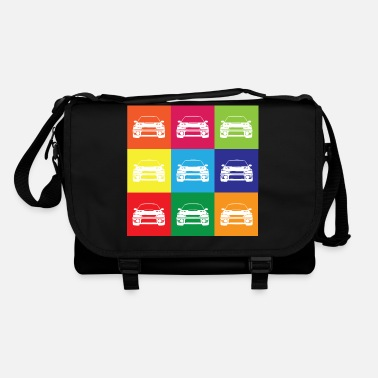 Multi Coloured Multi Colour Impreza - Shoulder Bag