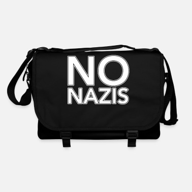 Nazi No Nazis - Shoulder Bag