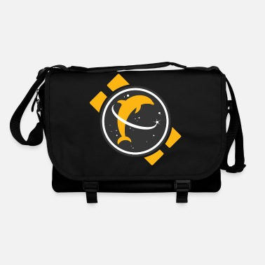 Space Dolphin - Shoulder Bag