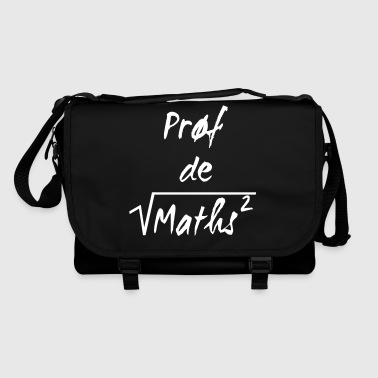 Prof De Maths Prof de maths - Sac à bandoulière