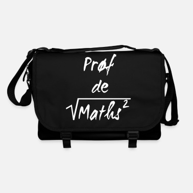 Maths Prof de maths - Sac à bandoulière
