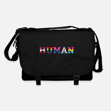 Human Rights Human Human Rights Gift - Shoulder Bag