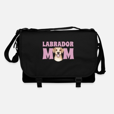 Dog Lover Labrador mom - Shoulder Bag