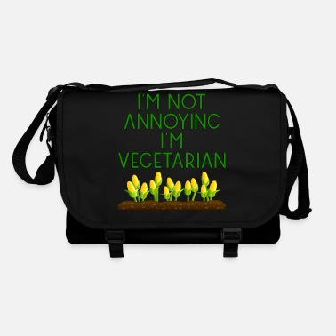 Maize vegetarian vegan veggie corn maize corn4 - Shoulder Bag