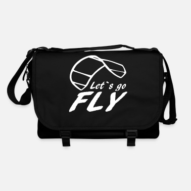 lets go fly w - Shoulder Bag