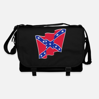 Dixie Rebel Flag / Dixie Flag / Südstaatenflagge (3C) - Shoulder Bag