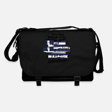 Greece GREECE GREECE TRAVEL IN Greece Ellinikon - Shoulder Bag
