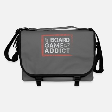 Board Board Games - Board Game addict - Shoulder Bag