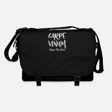 Carpe Vinum Seize The Wine - Shoulder Bag