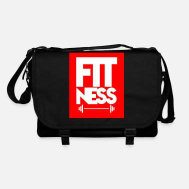 Fitness Fitness fitness - Shoulder Bag